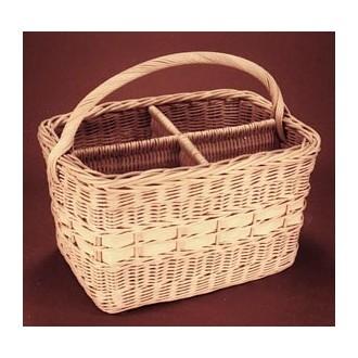 Tool Basket Square-Work Pattern