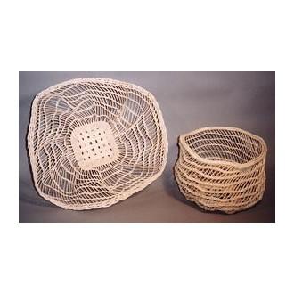 Japanese Neolithic Braid Basket Pattern