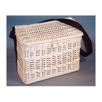 Shoulder Bag Square Work Basket Pattern