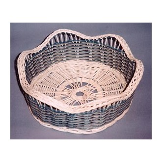 Arabesque Basket Pattern
