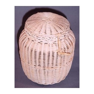 Ginger Jar Basket Pattern