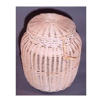 Ginger Jar Basket Pattern