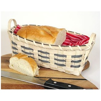 Mini Bread Loaf Basket -- Pattern Sheet