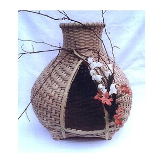 Cathead Cathouse Basket Pattern