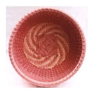 Eye of the Storm Basket Pattern