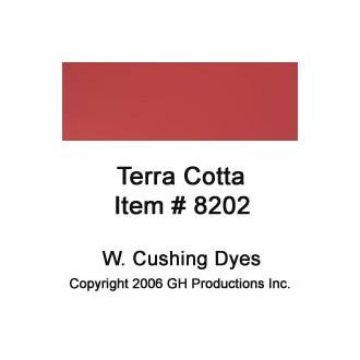 Terra Cotta Dye W. Cushing Co.