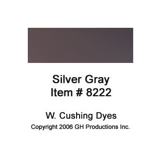Silver Gray Dye W. Cushing Co.