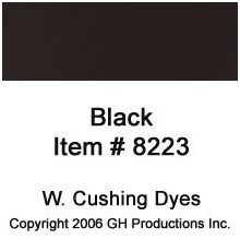 Black Dye W. Cushing Co.