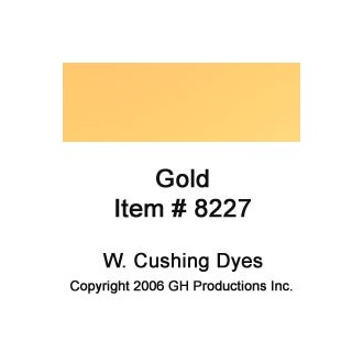 Gold Dye W. Cushing Co.