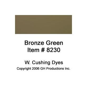 Bronze Green Dye W. Cushing Co.