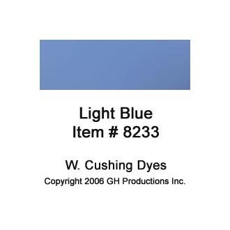 Light Blue Dye W. Cushing Co.
