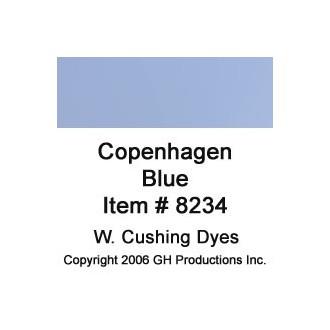 Copenhagen Blue Dye W. Cushing Co.