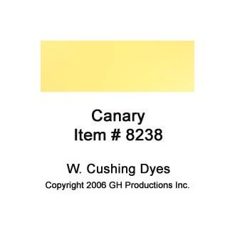 Canary Dye W. Cushing Co.