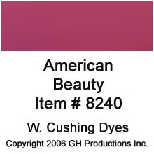 American Beauty Dye W. Cushing Co.