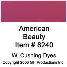 American Beauty Dye W. Cushing Co.
