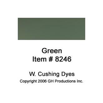 Green Dye W. Cushing Co.