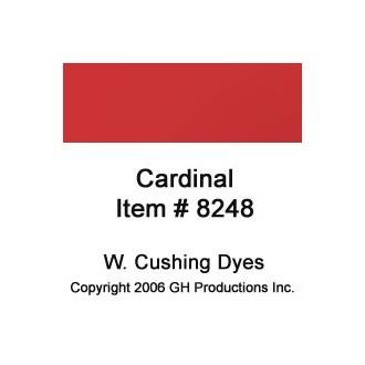 Cardinal Red W. Cushing Co.