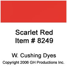 Scarlet Red W. Cushing Co.