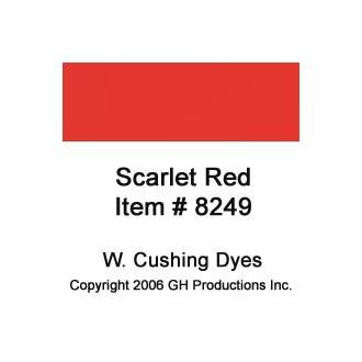 Scarlet Red W. Cushing Co.
