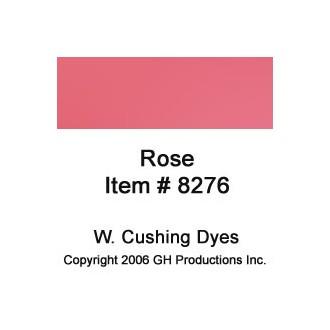 Rose Dye W Cushing Co