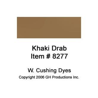 Khaki Drab Dye W Cushing Co