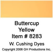 Buttercup Yellow Dye W. Cushing Co.