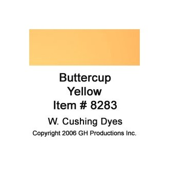 Buttercup Yellow Dye W. Cushing Co.