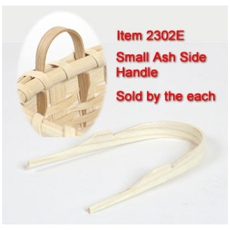 Small Ash Side Handle - sold individually