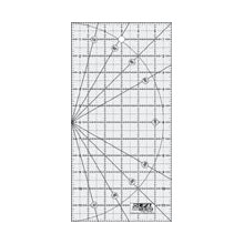 The Traveler 6 x 12 Ruler