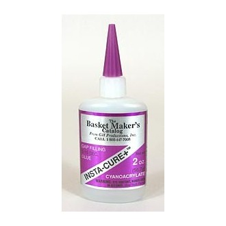 Quick-Set Glue - 2 oz. bottle Insta-Cure