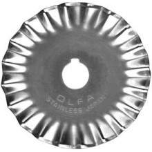 PINKING Blade for Rotary Cutter