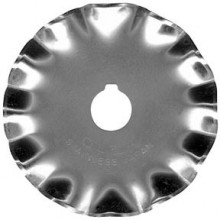 SCALLOP Blade for Rotary Cutter