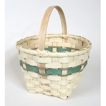 Williamsburg 4-H Basket Basket -- Pattern Sheet