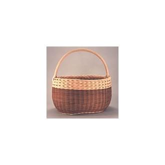 Arrow Oval Basket Pattern