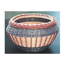 Ridge Weave Basket Pattern