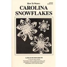 Carolina Snowflakes Booklet