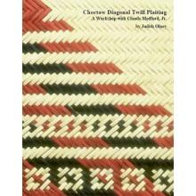 CD - Choctaw Diagonal Twill Plaiting A Workshop with Claude Medford Jr.