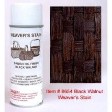 Black Walnut Weaver's Stain