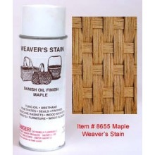 Maple Weaver's Stain