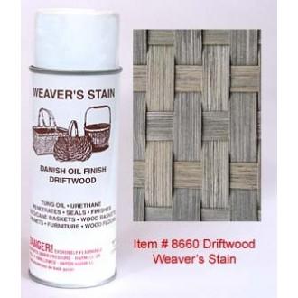 Driftwood Weaver's Stain