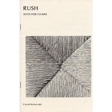 NATURAL RUSH  Fiber Rush Seats Pamphlet