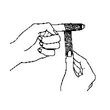 Finger Guard Tape