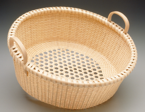 shaker cheese weave tub with alice ogden