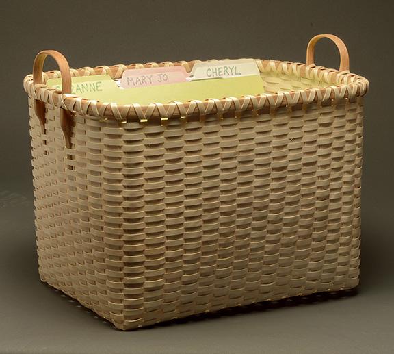 file basket ash