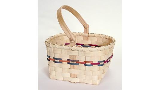 4-H Basket Pattern - FREE