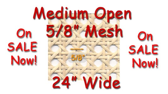 Medium Open 5/8