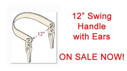 12 inch Swing Handle