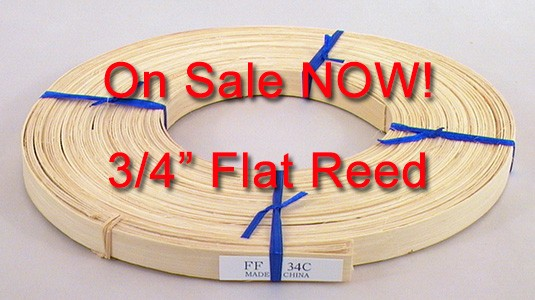 3/4 inch Flat Reed