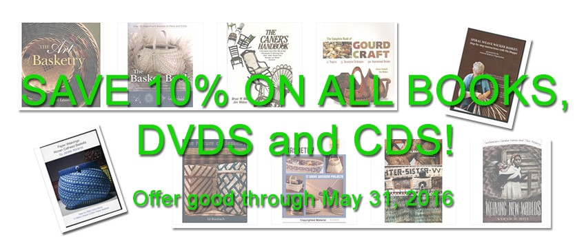 Save 10 per cent on Books, DVDs and CDs.
